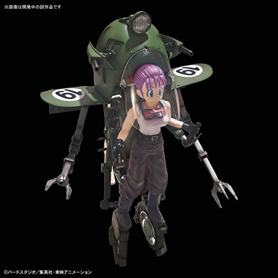 CXSYtoy Figura Bulma transformable No.19 Fuente Animado ...