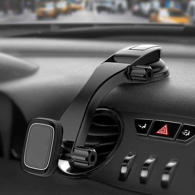 Unlock Car With Phone >> Amazon Com Miracase Car Phone Mount Magnetic Phone Holder