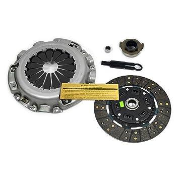 EFT rendimiento HD Kit de embrague 04 - 11 Mazda RX-8 RX8 1.3L 13bmsp GT GS R3: Amazon.es: Coche y moto