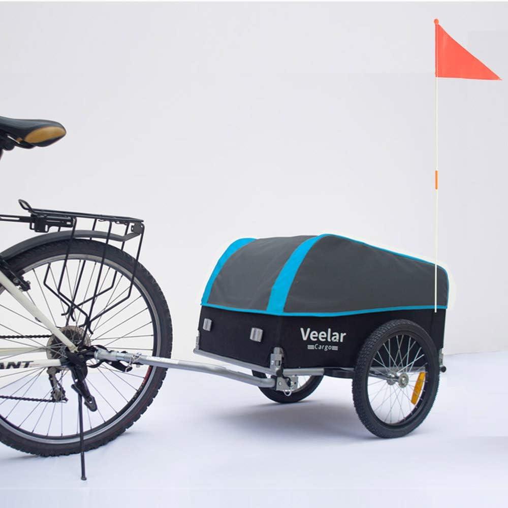 Remolque de Carga Remolque de Bicicleta VEELAR Cargo Trailer ...