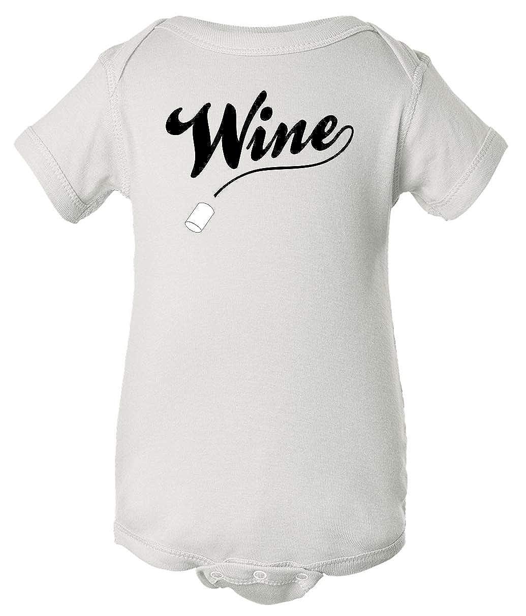 Tenacitee Babys Wine Shirt