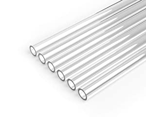 PrimoChill 16mm Rigid PETG Tube – 6 x 30in. – Clear