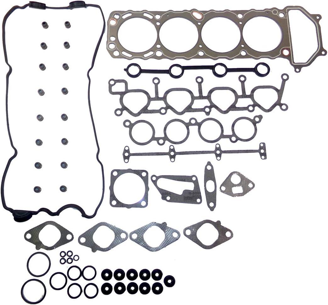 DNJ HGS622 Graphite Head Gasket Set For 91-94 Nissan 240SX 2.4L L4 DOHC