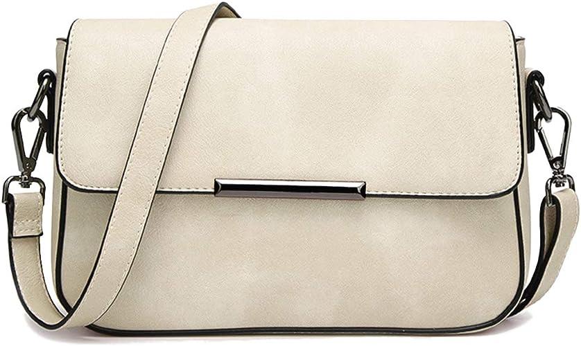 Weiche PU Leder Schulterriemen Ersatz für Cross Body Handtasche Handtasche
