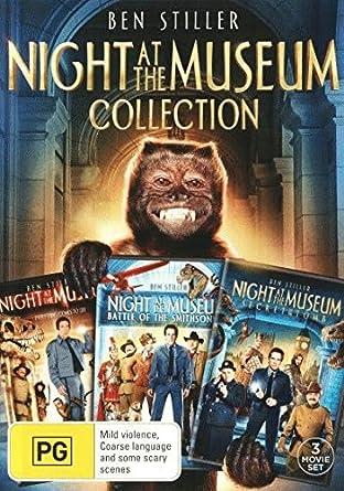 night at the museum 4 full movie