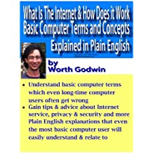What Is The Internet & How Does it Work Basic Computer Terms and Concepts - Explained in Plain English (Computer Basics)