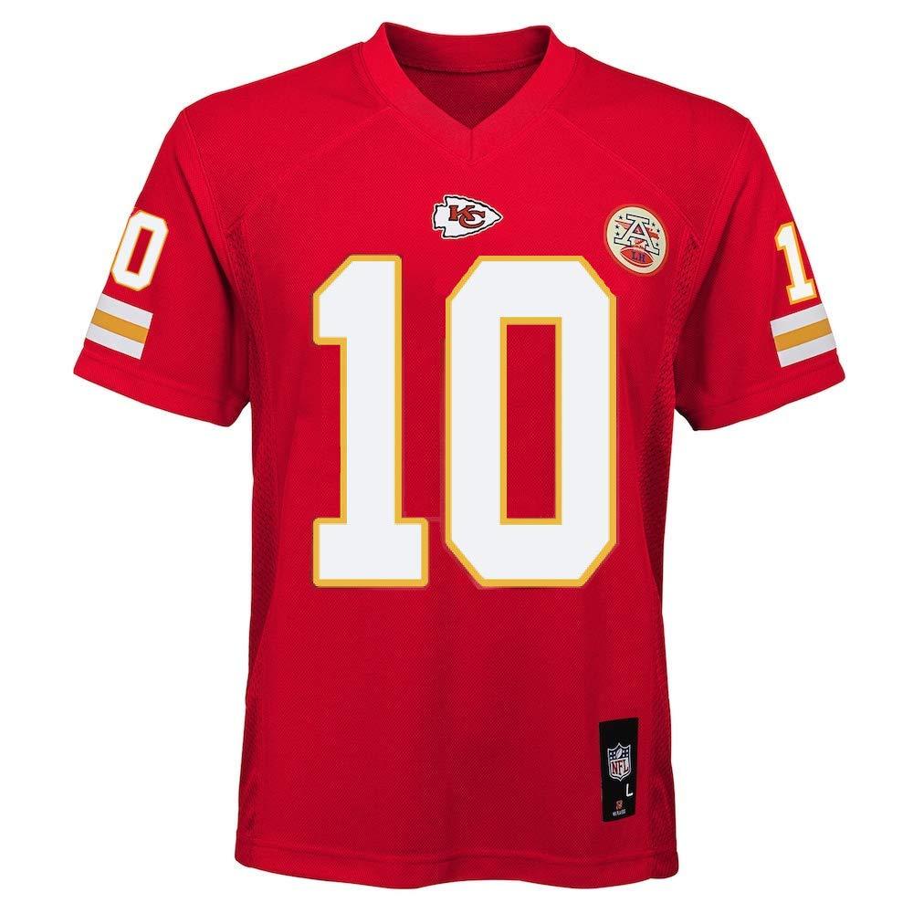 buy popular 01367 1cfb2 Amazon.com : Outerstuff Tyreek Hill Kansas City Chiefs NFL ...