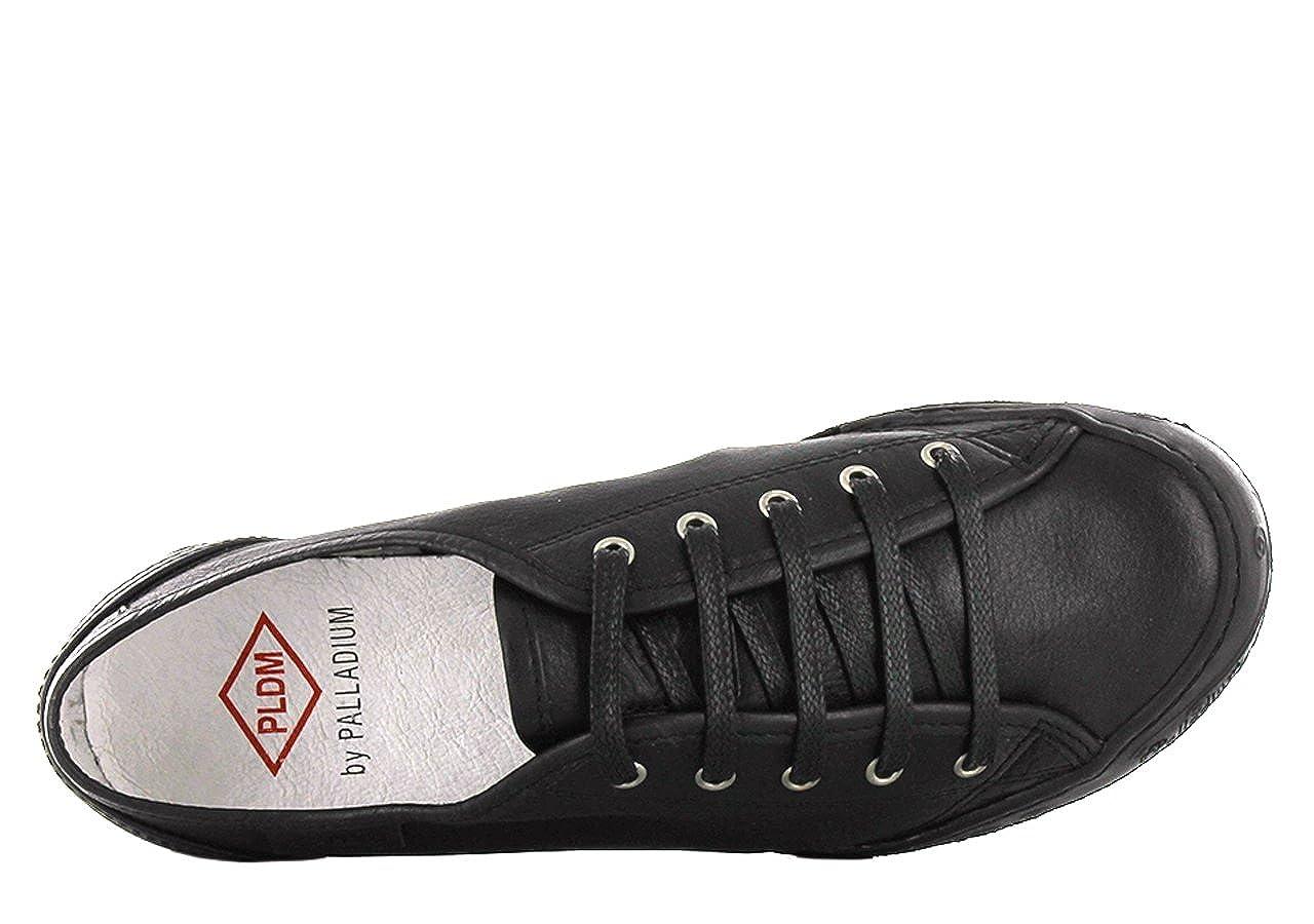 996906388ce PALLADIUM Game BFO cuir Femme Noir  Amazon.fr  Chaussures et Sacs
