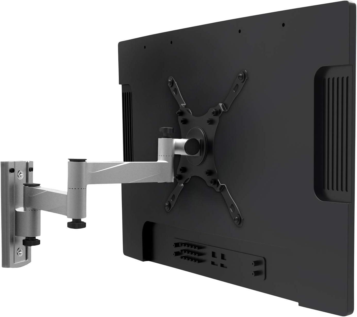 Proper tv-a1822s 13 – 42-inch con cerradura Swing brazo soporte para televisores de plasma, color negro: Amazon.es: Bricolaje y herramientas