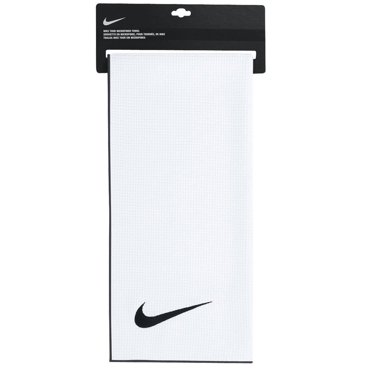 Nike Tour Microfibra Toalla de Golf, Unisex Adulto, Blanco, Talla Única: Amazon.es: Deportes y aire libre