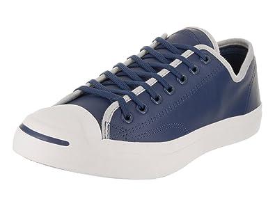 d439e288adc Converse Unisex Jack Purcell Jack Ox Mason Blue/Wolf Gr Skate Shoe 5.5 Men  US