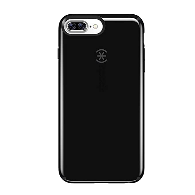 newest collection 77ab3 bd3ba Speck Products CandyShell Cell Phone Case for iPhone 8/7/6S/6 Plus -  Black/Slate Grey
