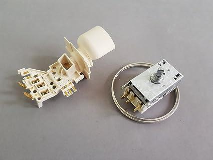 Siemens Kühlschrank Thermostat : Kühlschrank thermostat temperaturregler k59 s1890 a13 0584 700mm