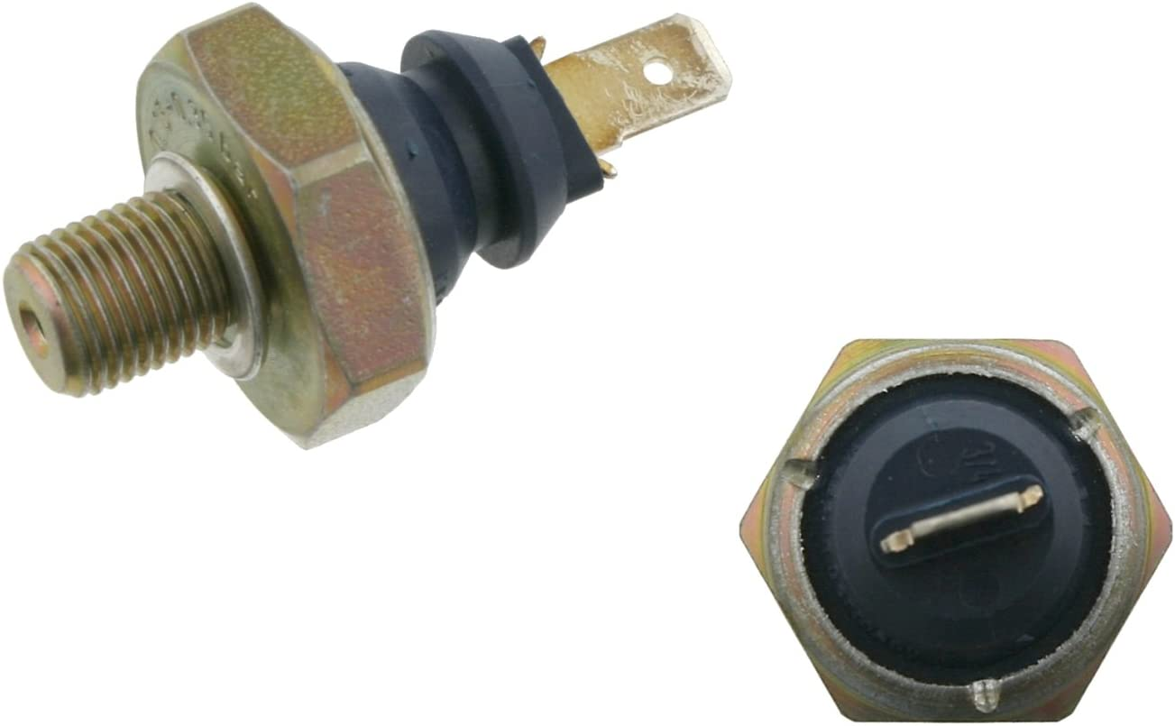 FEBI 08485 Öldruckschalter Dichtring 1,6-2,0bar M10x1 für AUDI SEAT VW