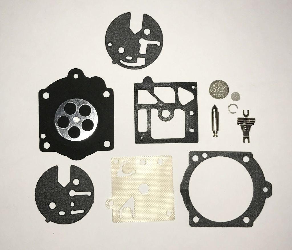 Amazon Com Carburetor Rebuild Repair Kit For Walbro Part Number K10