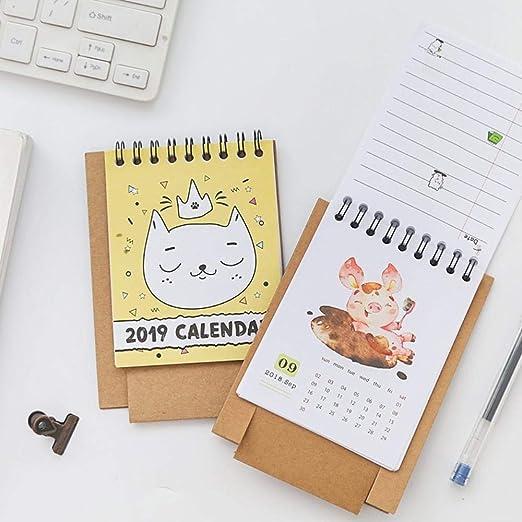 Amazon.com : 2019 New Arrive DIY Animals Mini Desktop Paper ...