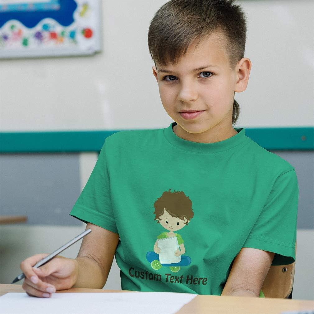 Custom Baby /& Toddler T-Shirt Artist Sits Boy Cotton Boy Girl Clothes