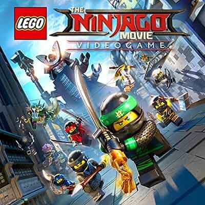 Amazon.com: The Lego Ninjago Movie Video Game - PS4 [Digital ...