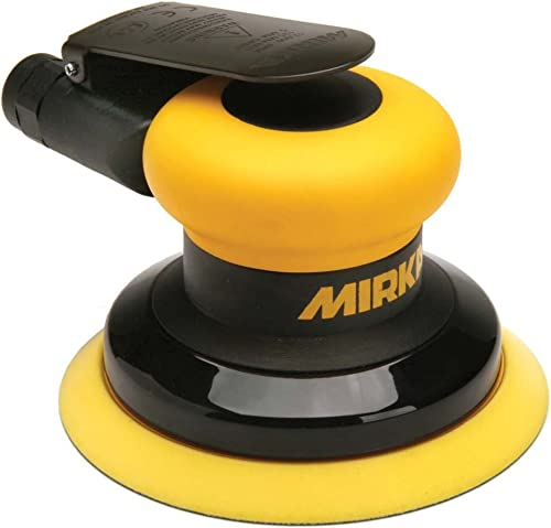 Mirka MR-5 Finishing Sander with 5mm Orbit, 5