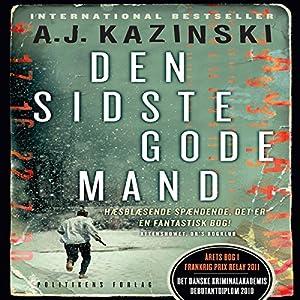 Den sidste gode mand Audiobook