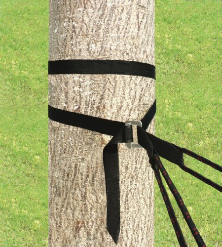 New and Improved – Hammock Bliss Deluxe Cinching Tree Straps – Heavy Duty and Extra Long Adjustable Straps For Hanging Your Hammock With Ease, Outdoor Stuffs