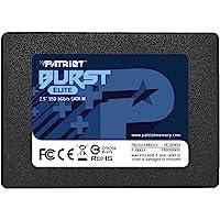 "Patriot Burst Elite SATA 3 240GB SSD 2.5"" Solid State Drive"