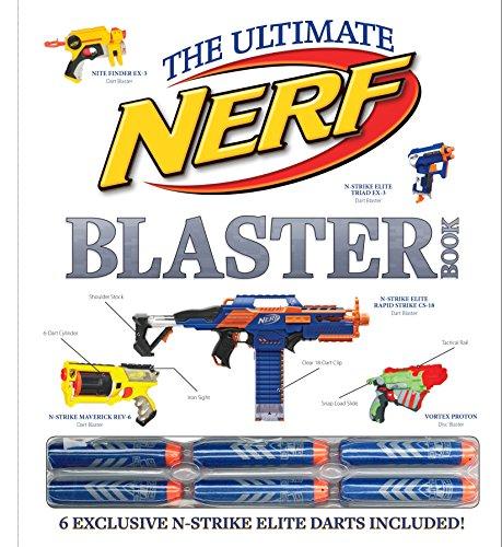 NERF: Ultimate Blaster Book (Game Blaster Light Gun)