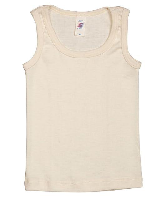 Camisa de ni/ños de las axilas lana de seda dise/ño de /ángel talla 92-176 naturaleza 92 Engel Axil