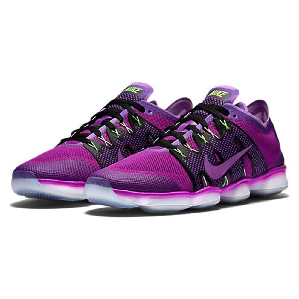 Nike Wmns Air Zoom Fit Agility 2 training sneakers womens vivid purple New 806472-500 - 8.5
