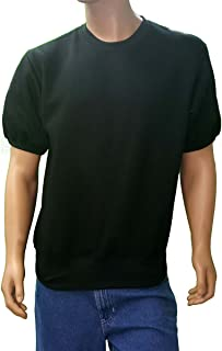 product image for Sovereign Manufacturing Co Men's Big and Tall Short Sleeve Sweatshirt