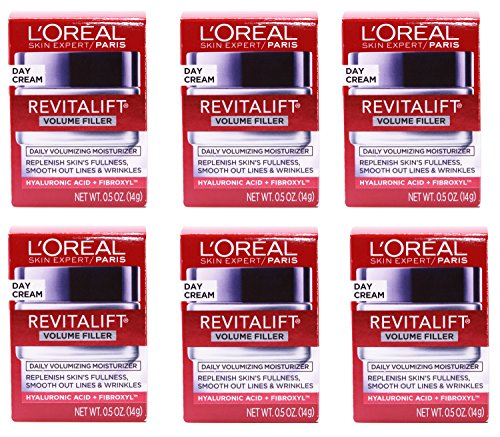 L'Oreal Paris RevitaLift Volume Filler Daily Re-Volumizing F