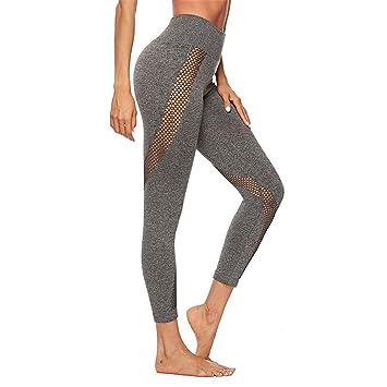 Globaltrade001 Mujer Push Up Leggins Fitness Pantalones ...