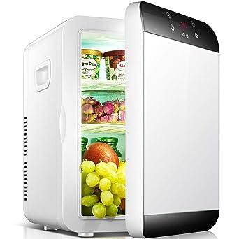 Mini Nevera, Portátil Refrigerador y Más Cálido Estante ...
