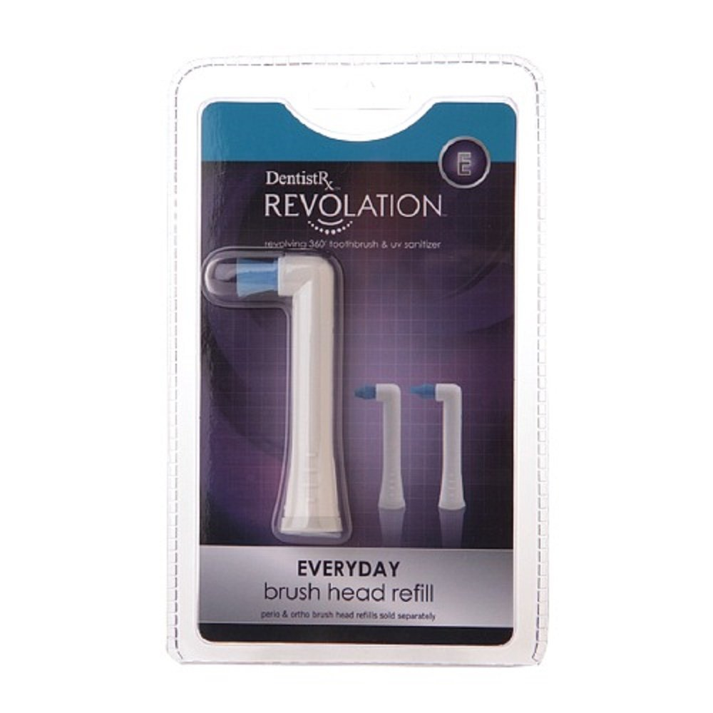 DentistRx Revolation Everyday Brush Head Refill