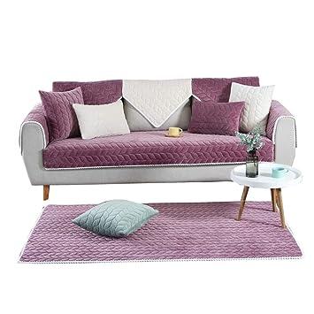 CouchCover Protectores de Muebles Acolchados de Terciopelo ...
