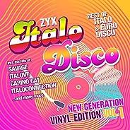 Zyx Italo Disco New Generation:Vinyl Edition Vol.1 [VINYL]