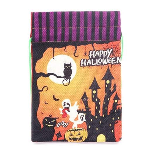 Delidraw Candy Bolsa Dulces Halloween Bolsa Fantasma ...