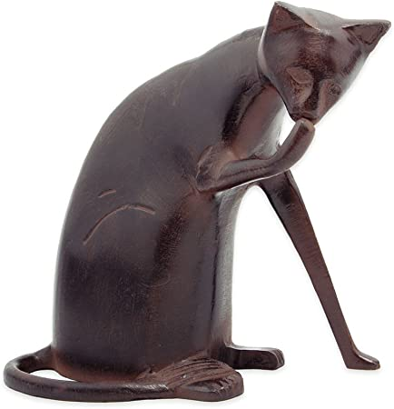 Achla Designs Aluminum Owl Garden Statue Bronze