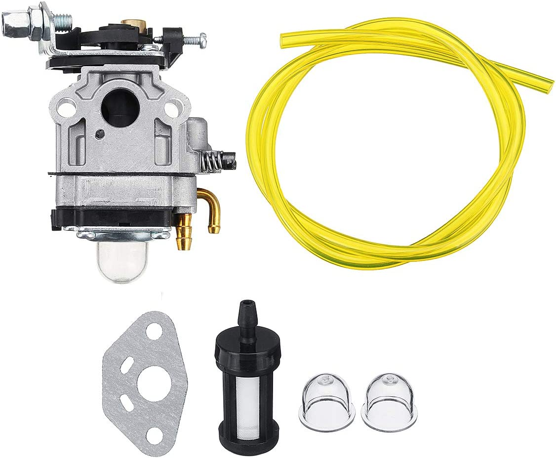 Vergaser Kit für 22.5cc 23cc Zenoah G23LH /& G2D Goped Motor Kraftstoff Line