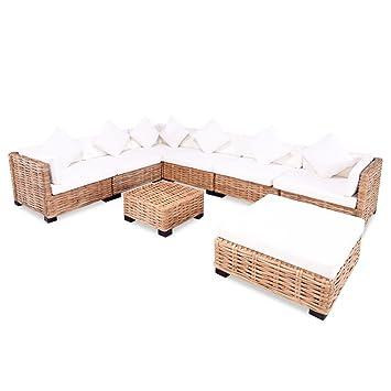 Festnight Lounge Sofa Gartensofa Lounge Set Loungemöbel Loungeset