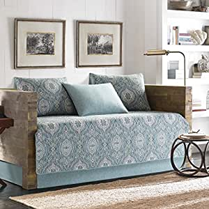 Amazon Com Tommy Bahama Turtle Cove 5 Piece Daybed Cover
