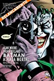 capa de Batman - A Piada Mortal - Volume 1