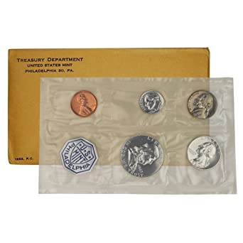 2003 S Proof Set Original Box /& COA 10 Coins 90/% Silver Quarters Kennedy US Mint
