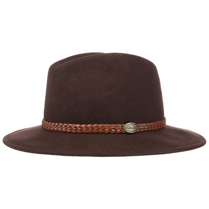 bcb3709b7f10c Lipodo Sombrero de Lana Kentucky by fieltrosombrero hombre fieltro