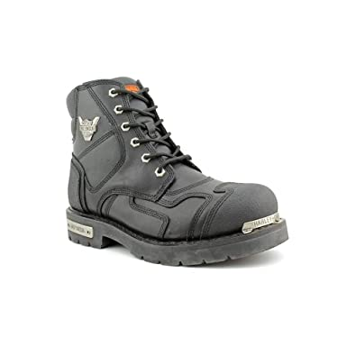 Womens Stealth Black Low Cut Boot