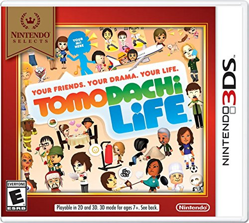 Nintendo Selects: Tomodachi Life - Nintendo 3DS by Nintendo