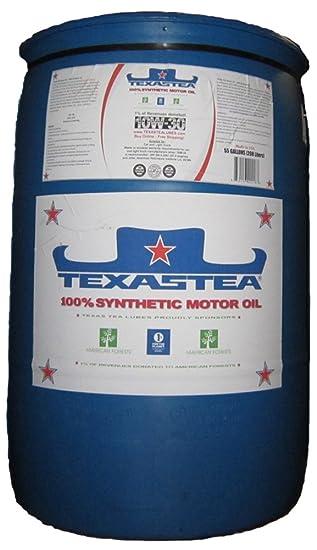 Printables One Drum How Many Quarts amazon com texas tea motor oil 10w 30 100 synthetic api sn image unavailable