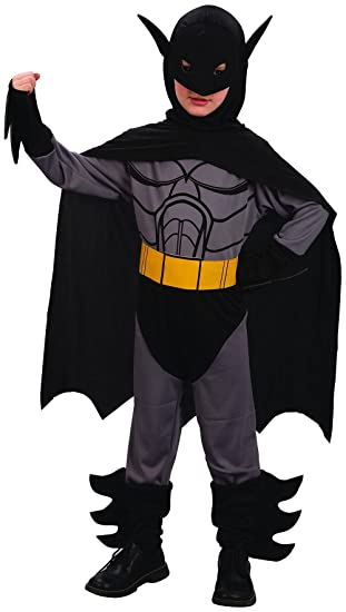 Childrenu0027s Boys Bat Fancy Dress Costume (10-12 years)  sc 1 st  Amazon UK & Childrenu0027s Boys Bat Fancy Dress Costume (10-12 years): Amazon.co.uk ...