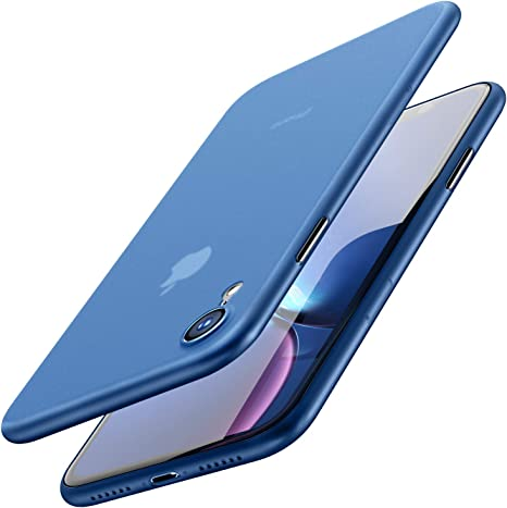 TOZO Cover per iPhone XR 61 inch (2018) PP Ultra Sottile [0.35mm