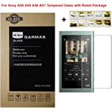 BestforYou Sony A55 Tempered Glass, Sony Walkman NW-A50 Screen Protector 9H Ultra Clear for Sony NW-A55 A56 A57 Protective Tempered Glass Film